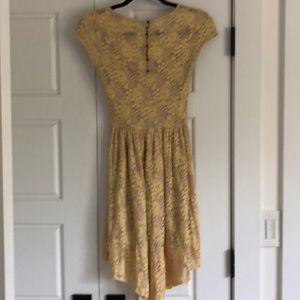 """vintage style"" lace dress"